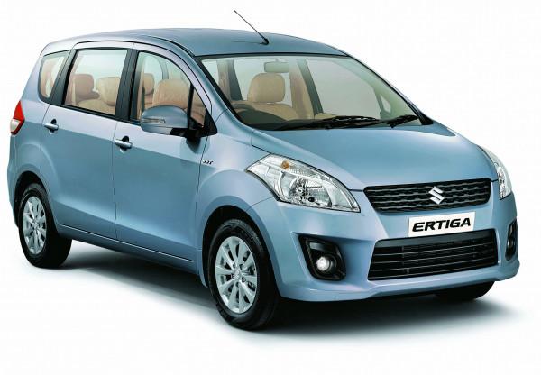 Maruti Suzuki Ertiga to soon come in a CNG variant | CarTrade.com