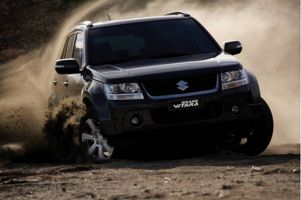 2014 Grand Vitara likely to be launched in India | CarTrade.com