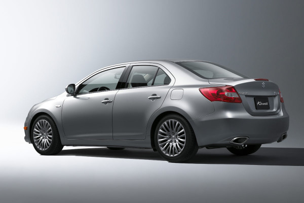 Suzuki Authentics concept: A promising Kizashi replacement   CarTrade.com