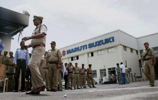 Manesar plant violence Internal inquiry is still on: MSIL | CarTrade.com