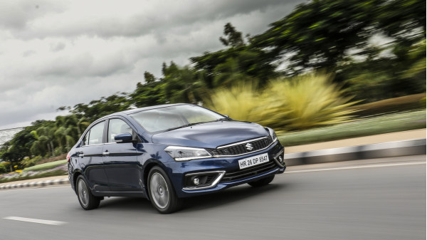 Maruti Ciaz Expert Review, Ciaz Road Test - 207017 | CarTrade