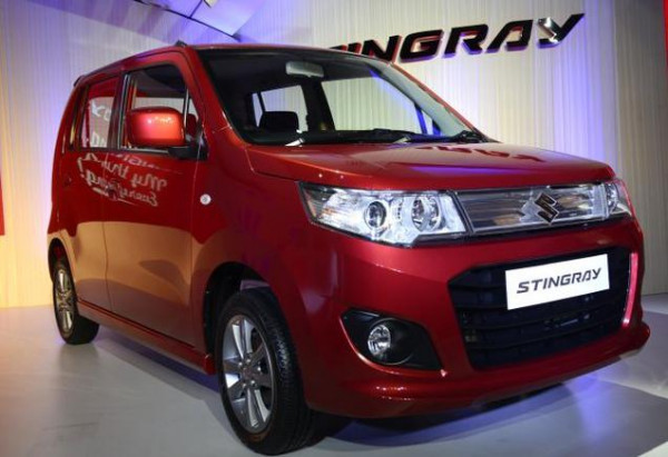 Maruti Suzuki Stingray CNG to be launched soon | CarTrade.com