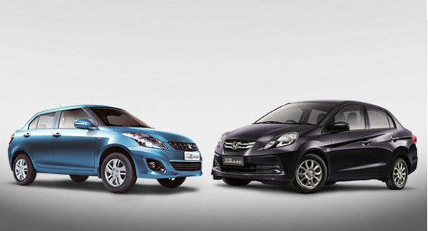 Maruti DZire Mileage Rally aims to draw attention away from Honda Amaze | CarTrade.com