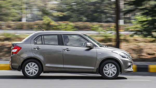 Maruti Suzuki New Swift DZire