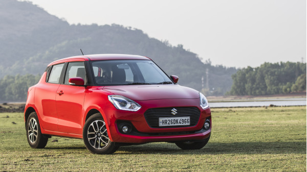 Maruti Swift Expert Review, Swift Road Test - 206974 | CarTrade