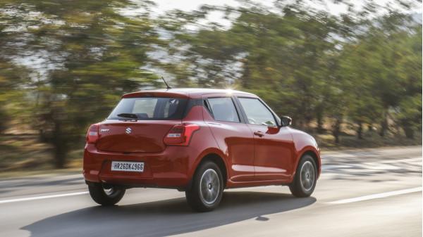 Third-generation Maruti Suzuki Swift hits one lakh sales number in 145 days    CarTrade.com
