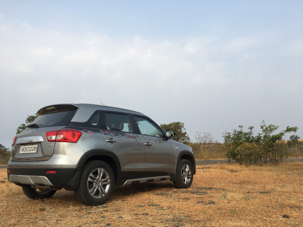 Maruti Vitara Brezza Expert Review, Vitara Brezza Road Test - 206822 | CarTrade