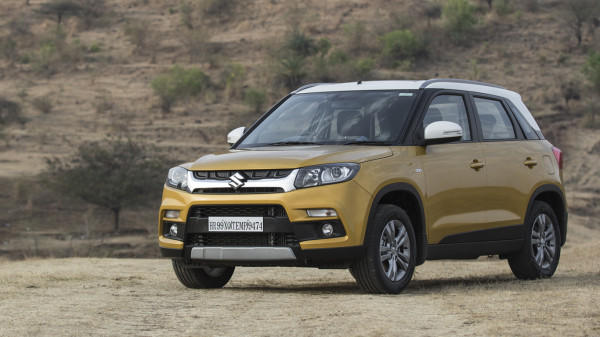 Maruti Vitara Brezza Expert Review, Vitara Brezza Road Test - 206504 | CarTrade