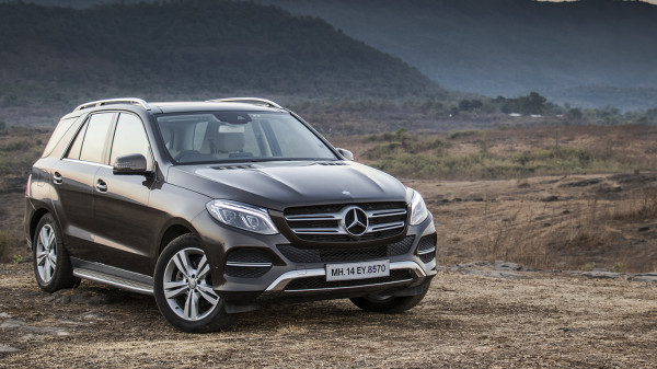 Mercedes Benz GLE Class Expert Review, GLE Class Road Test - 206462 | CarTrade