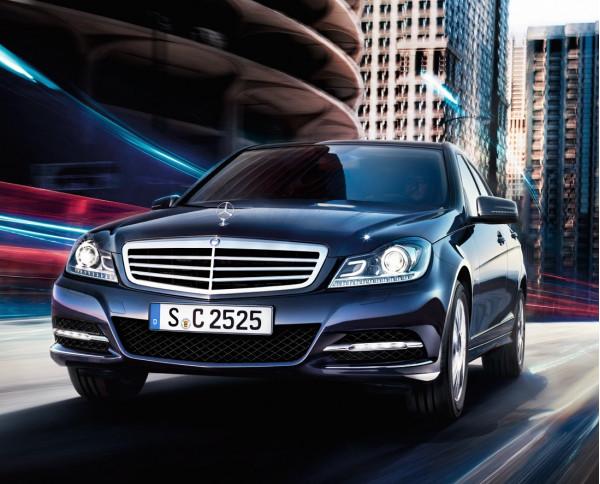Mercedes- Benz C-Class Celebration Edition set to enter showrooms   CarTrade.com