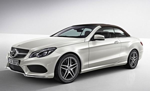 Mercedes-Benz E400 Cabriolet launching soon  | CarTrade.com