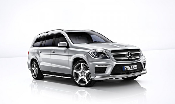 Mercedes Benz GL63 AMG launched in India at Rs 1.63 crore | CarTrade.com