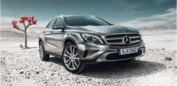 Mercedes Benz hints on launching the GLA sometime soon | CarTrade.com