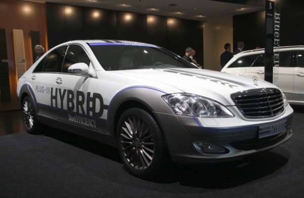 Mercedes-Benz S500 Plug-in Hybrid unveiled at 2013 Frankfurt Motor Show   CarTrade.com