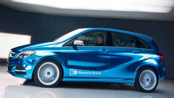 Mercedes benz registers electric vehicle names for its for Mercedes benz car names