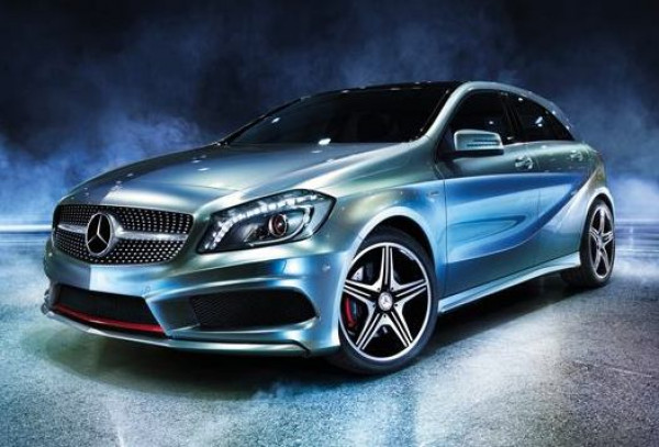 Mercedes Benz A Class Just A Day Away From Its Indian Launch Cartrade