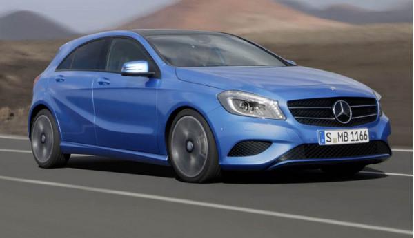 Mercedes-Benz A-Class set to take on BMW