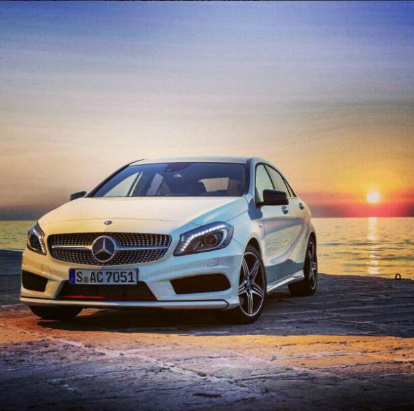 Mercedes-Benz A-Class unveiled before May 30 Indian launch | CarTrade.com