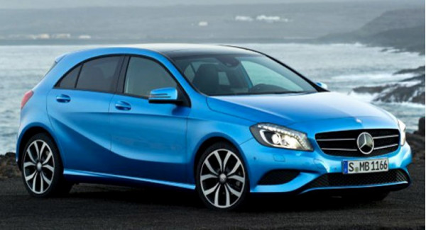 Mercedes-Benz India to introduce its big European hit A-Class range in June 2013 | CarTrade.com
