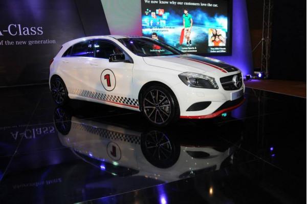 Mercedes-Benz frames aggressive plans for the Indian auto market | CarTrade.com