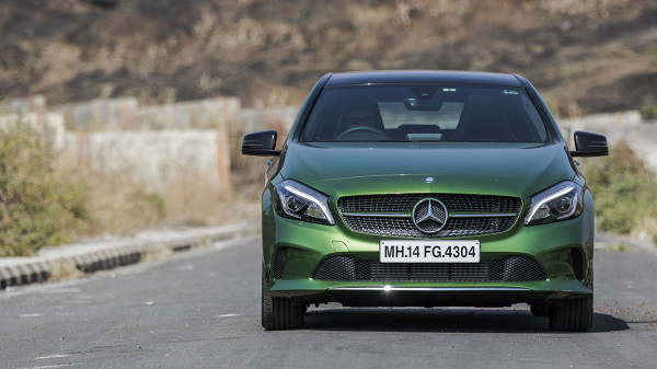 Mercedes Benz A Class Expert Review, A Class Road Test - 206444 | CarTrade