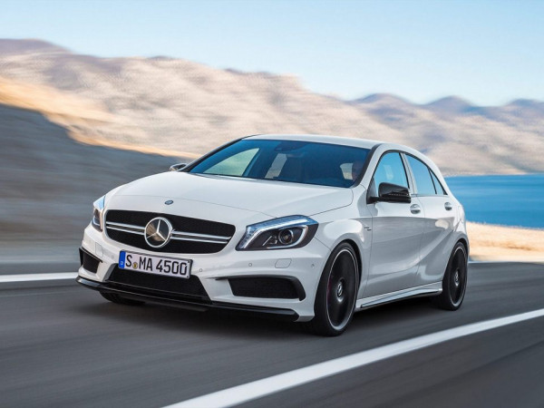 Mercedes-Benz A45 AMG to mark presence on Indian roads soon | CarTrade.com