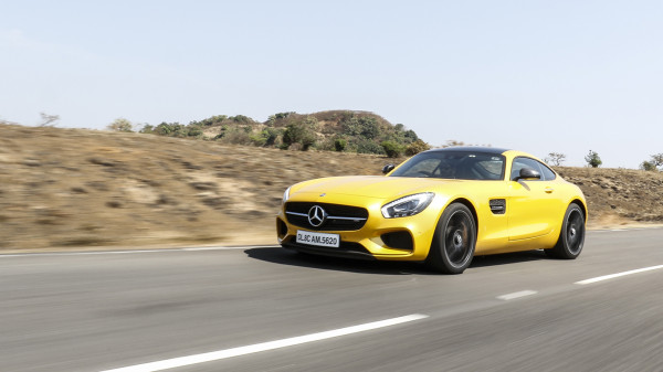 Mercedes Benz AMG GT Expert Review, AMG GT Road Test - 206490 | CarTrade