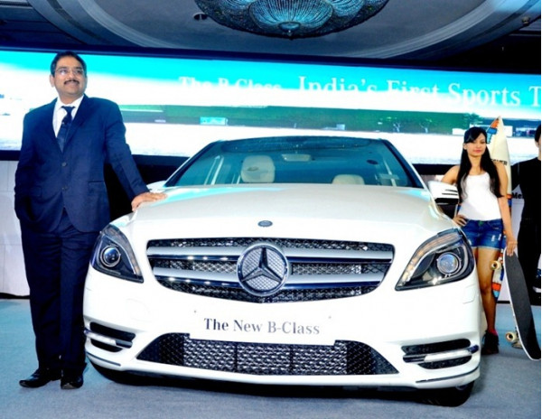 Launch of Mercedes-Benz B-Class Diesel just around the corner | CarTrade.com