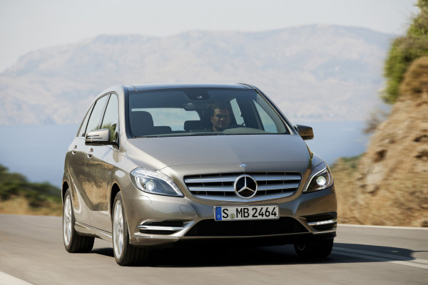 Mercedes-Benz B-Class Diesel: A premium value for money car | CarTrade.com