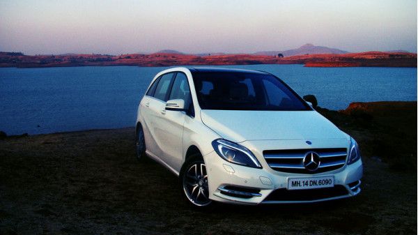 Mercedes-Benz B-Class diesel likely to be placed under the petrol variant | CarTrade.com