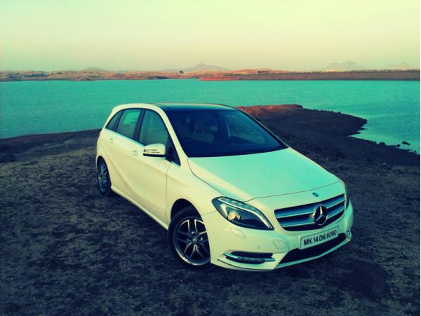 Mercedes-Benz India ends last quarter of FY 2012-13 on a high note | CarTrade.com
