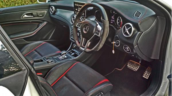 Mercedes Benz CLA Class