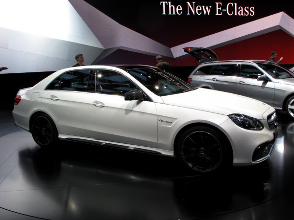 Mercedes-Benz E63 AMG expected to be launched on 25th July | CarTrade.com