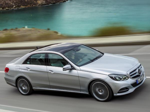 New Mercedes-Benz E-Class to set new benchmarks in premium sedan segment   CarTrade.com