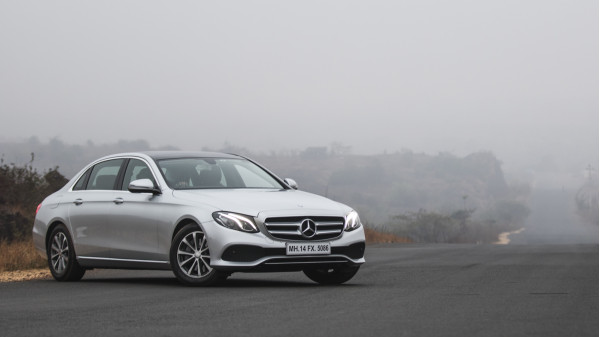 Mercedes Benz E Class Expert Review, E Class Road Test - 206785 | CarTrade