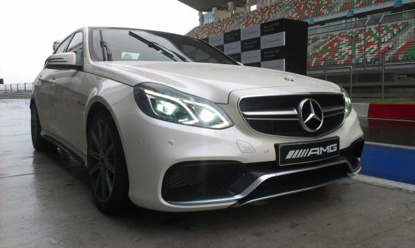 Mercedes-Benz E63 AMG launched in India at Rs. 1.29 crore | CarTrade.com