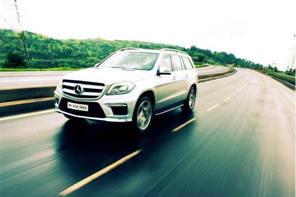Mercedes Benz GL Expert Review, GL Road Test - 204218 | CarTrade