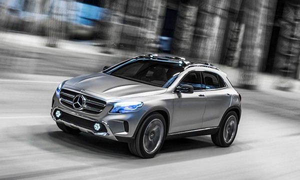 Mercedes Benz GLA launch round the corner | CarTrade.com