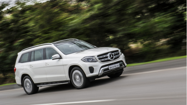 Mercedes Benz GLS Expert Review, GLS Road Test - 206632 | CarTrade