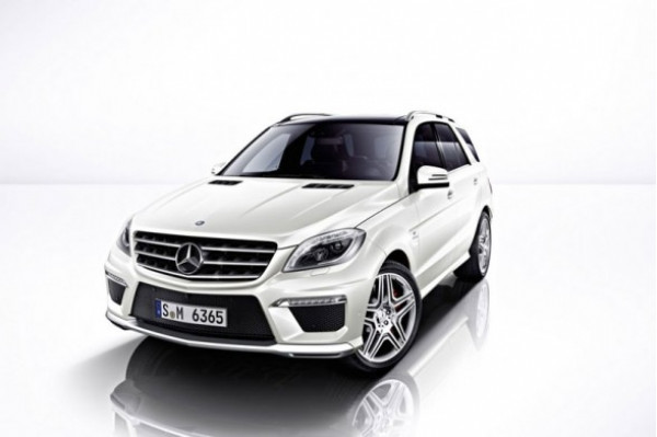 Mercedes Benz ML 63 AMG coming on May 15 | CarTrade.com
