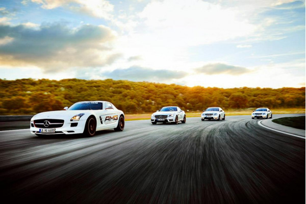 Mercedes-Benz India commences Advanced Driving Programme of AMG Driving Academy   CarTrade.com