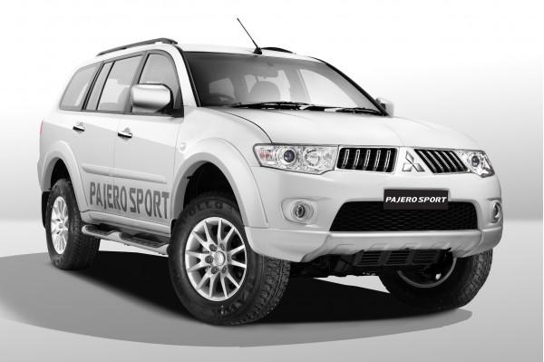 Mitsubishi Pajero Sport gets new colours | CarTrade.com