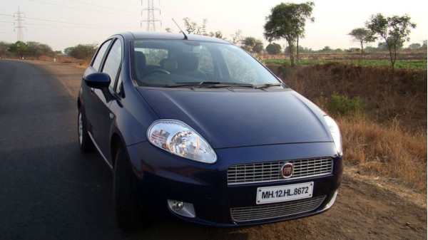 Upcoming Fiat Punto face-lift expected to be tough contender in hatchback segment | CarTrade.com