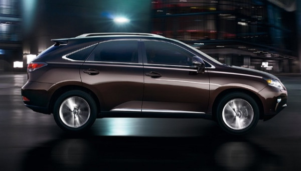New Lexus RX SUV to debut soon | CarTrade.com
