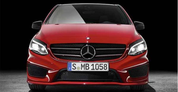 New Mercedes-Benz B-Class unveiled  | CarTrade.com