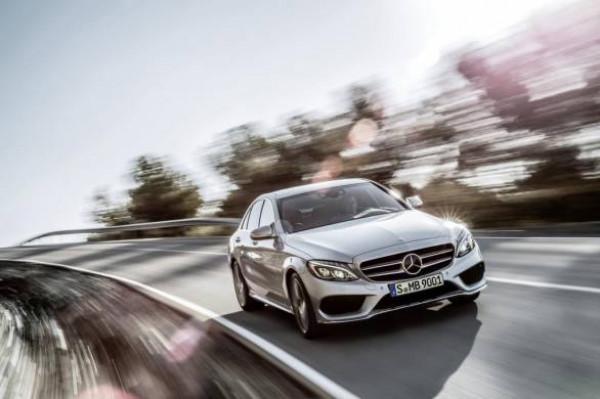 New Mercedes-Benz C-Class to debut in 2015 | CarTrade.com
