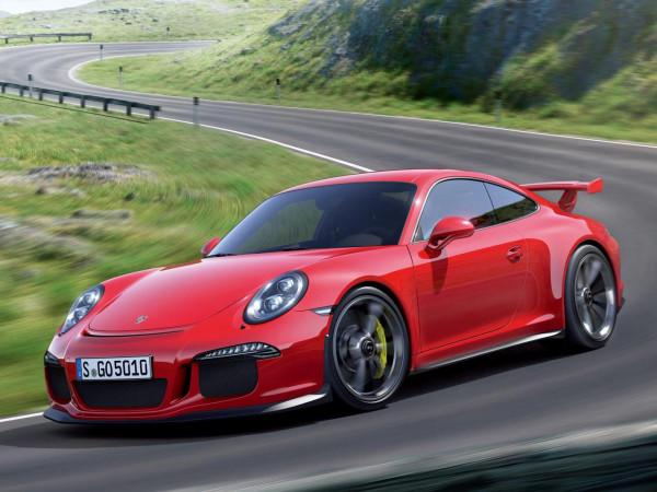 New Porsche 911 GT3 RS specifications revealed | CarTrade.com