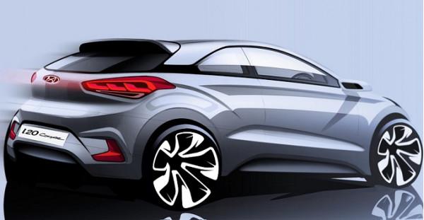 New-gen Hyundai i20 Coupe