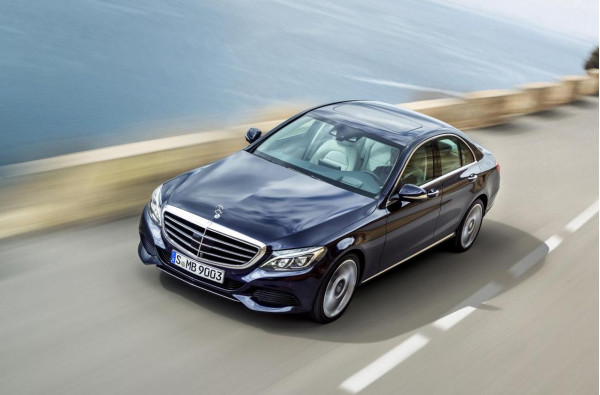Next-gen Mercedes C-Class might come to Auto Expo 2014 | CarTrade.com