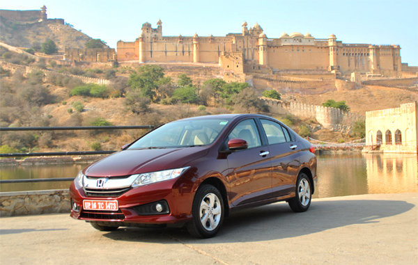 Next-generation Honda City arrives at dealerships   CarTrade.com